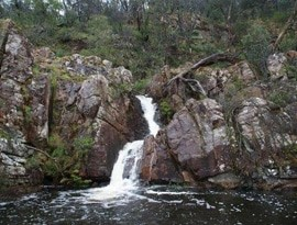The Grampians falls