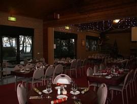 Roscoe's Bistro & Bar dining setup