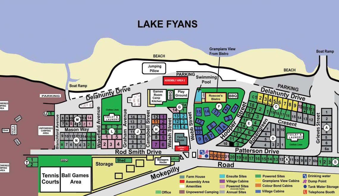 Park Map Sept 2019